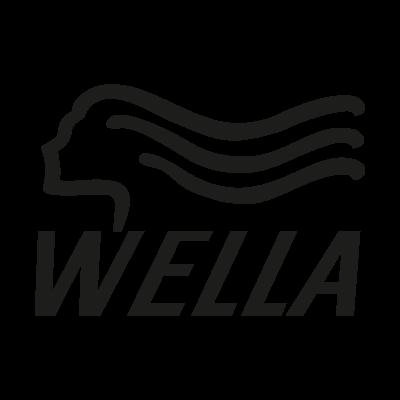 Wella Old vector logo