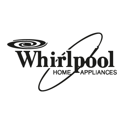 Whirlpool Black logo vector