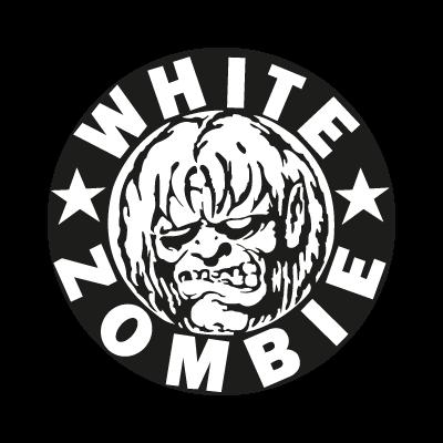 White Zombie logo vector