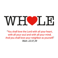 WholeHeart Tag vector logo