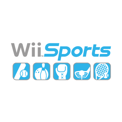 Wii Sports logo vector