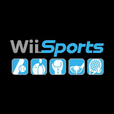 Wii Sports logo vector