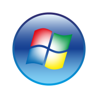 Windows Vista (.EPS) vector logo