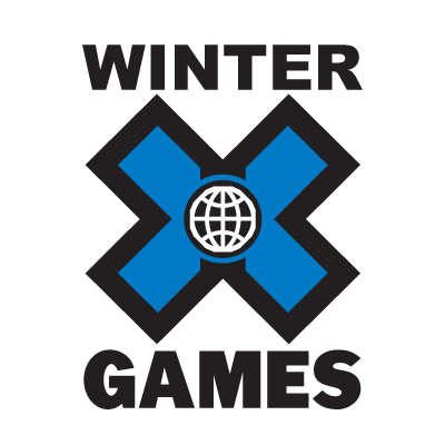 Winter X Games logo vector