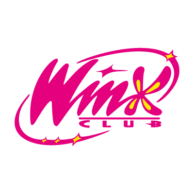 Winx club logo vector