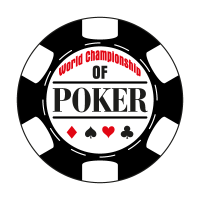 World Championship of Poker vector logo