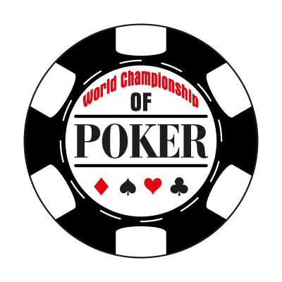 World Championship of Poker logo vector
