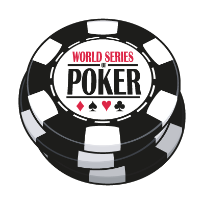World Series of Poker logo vector