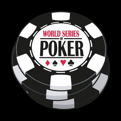 World Series of Poker logo vector