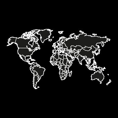 World vector black vector logo free download