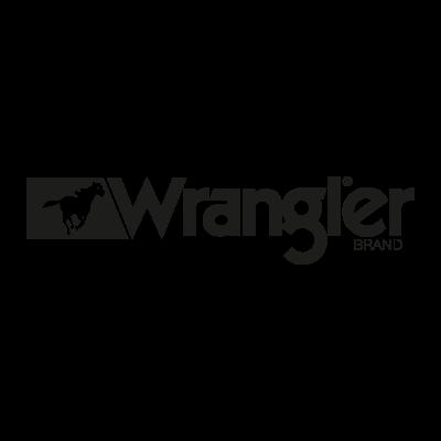 Wrangler Brand logo vector