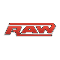 WWE RAW vector logo