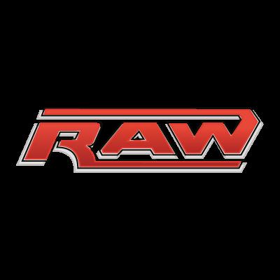 WWE RAW vector logo