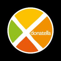 X Donatella vector logo