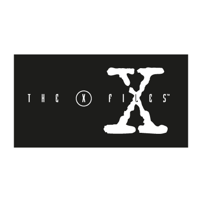 X-Files logo vector