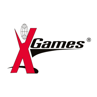 X-Games vector logo