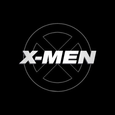 X-Men logo vector