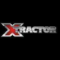 X tractor vector logo