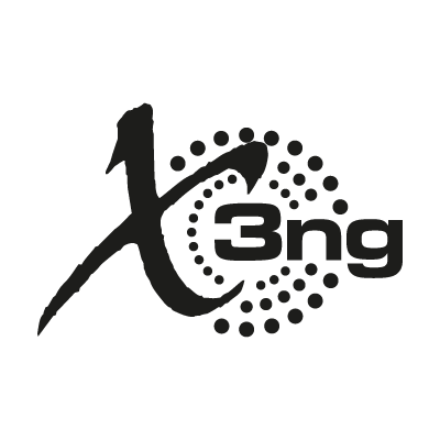 X3ng logo vector