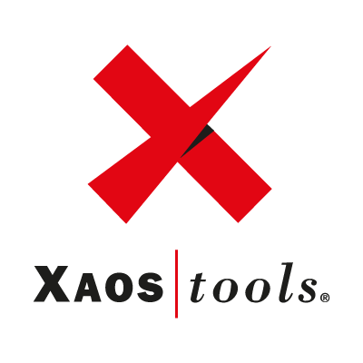 Xaos Tools logo vector