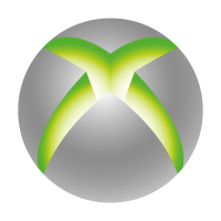 Xbox 360 Games vector logo