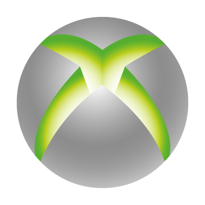 Xbox 360 Games logo vector