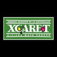 Xcaret vector logo