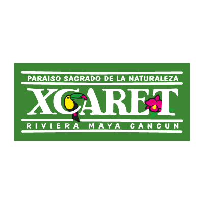 Xcaret logo vector