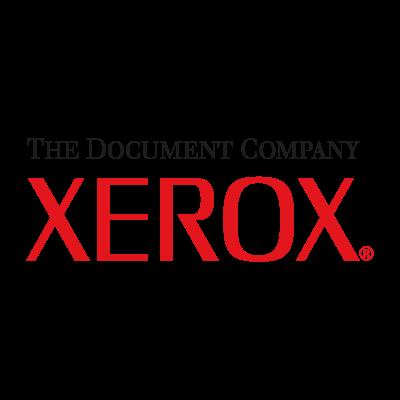 Xerox Company logo vector