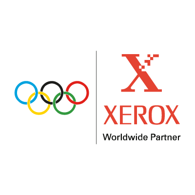 Xerox Worldwide Partner logo vector