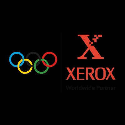 Xerox Worldwide Partner vector logo