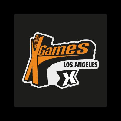 XGames 10 logo vector