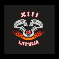 XIII vector logo