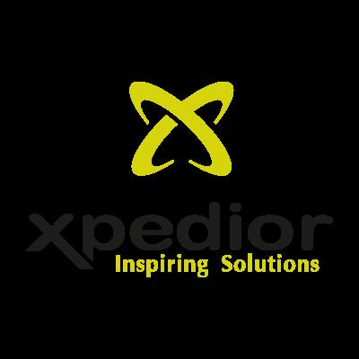 Xpedior logo vector