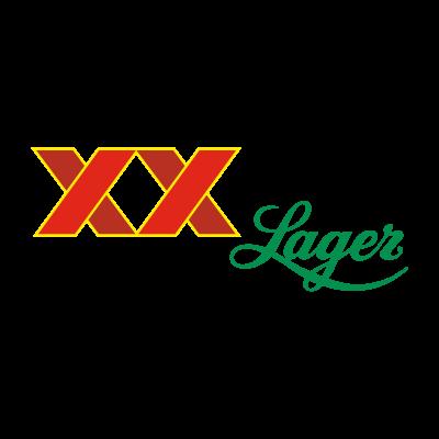 XX Lager (.EPS) logo vector