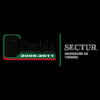XXX puebla vector logo