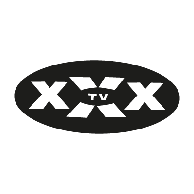 XXX TV logo vector