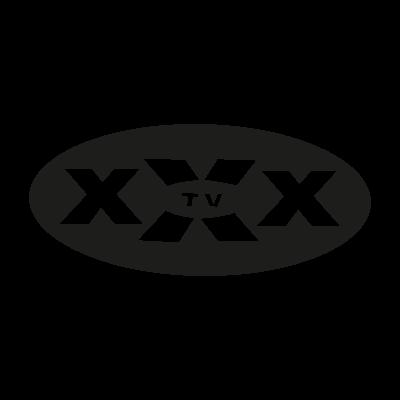 XXX TV logo vector