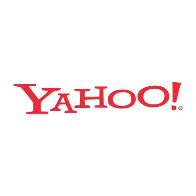 Yahoo Red logo vector