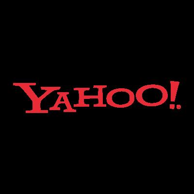 Yahoo Red logo vector
