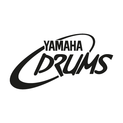 Yamaha Drums logo vector