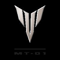 Yamaha MT - 01 vector logo