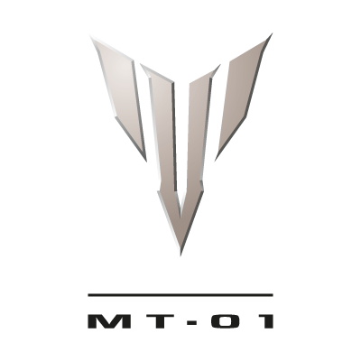Yamaha MT – 01 logo vector
