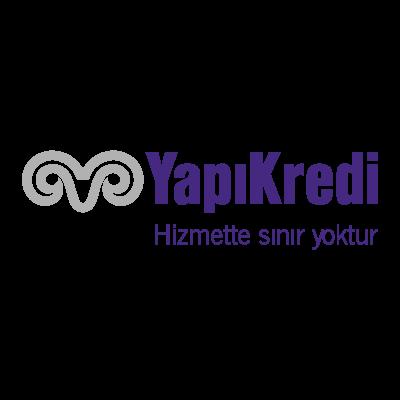 YapiKredi Bankasi logo vector
