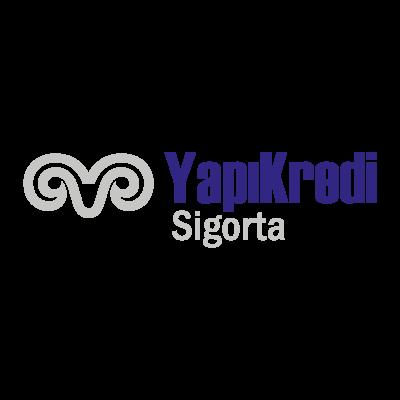 Yapikredi sigorta logo vector