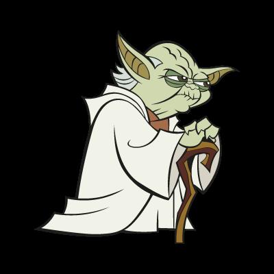 Yoda logo vector