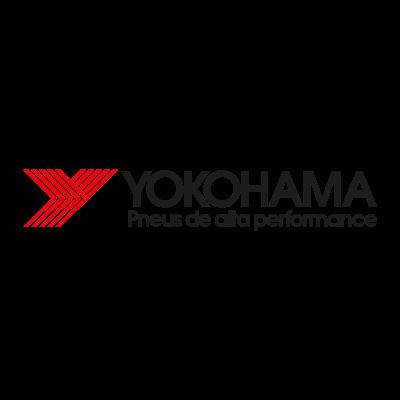 Yokohama rubber logo vector