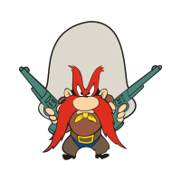 Yosemite sam vector