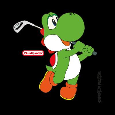 Yoshi Golf logo vector