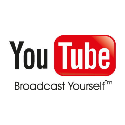 YouTube EPS Version logo vector